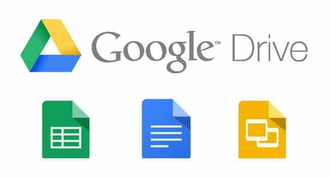 Accedi a Google Drive