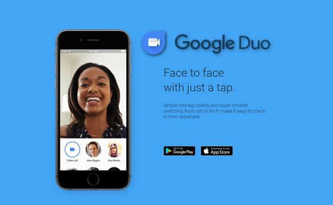 Google Duo la funzione Knock Knock
