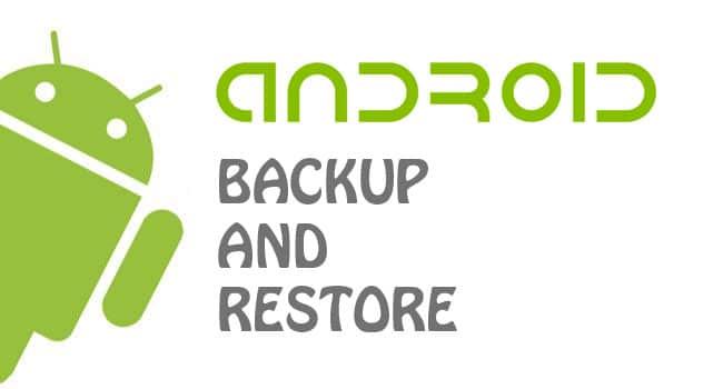 Come Ripristinare telefono Android