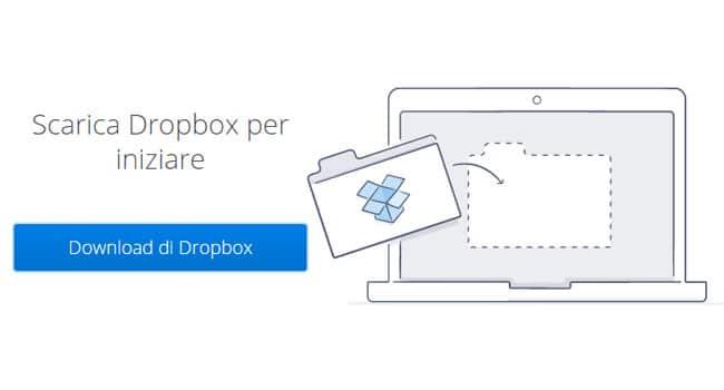 come funziona dropbox scarica software desktop
