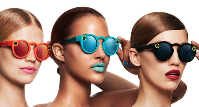 snapchat spectacles colori