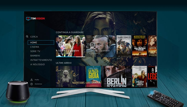 timvision smart tv