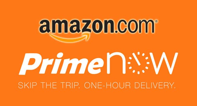 amazon prime now come funziona