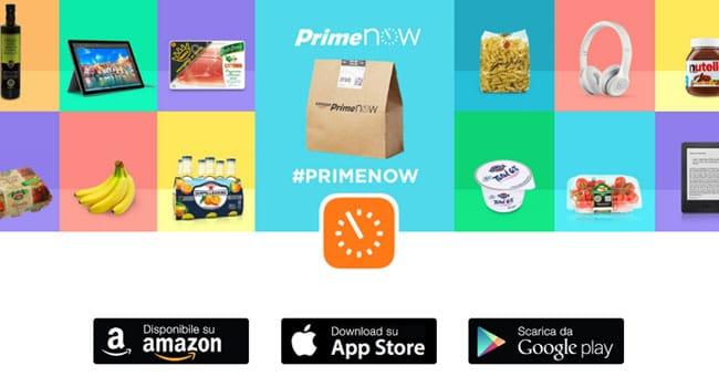 Amazon prime now come funziona fai la spesa direttamente for Amazon sito ufficiale