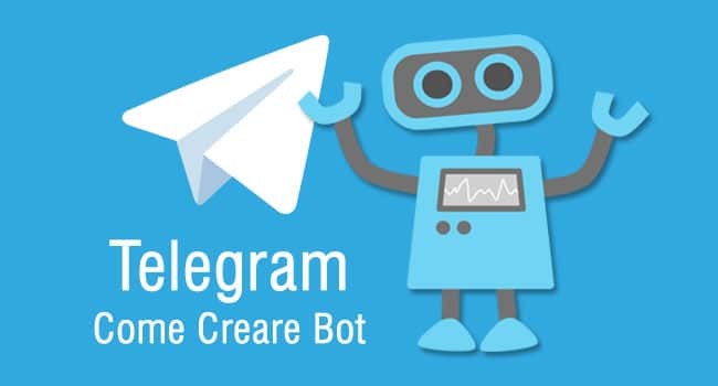 come creare bot telegram