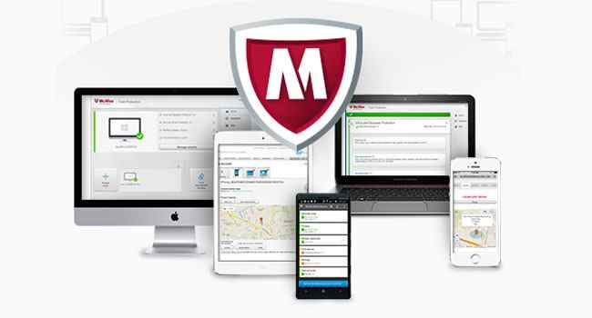 antivirus iphone McAfee Mobile Security