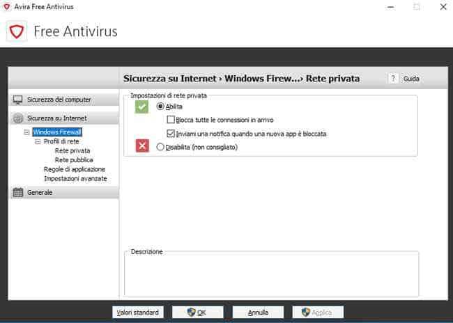 avira free antivirus firewall
