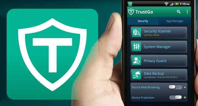 trustgo antivirus gratis android