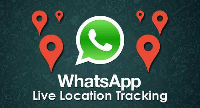 live location tracking whatsapp