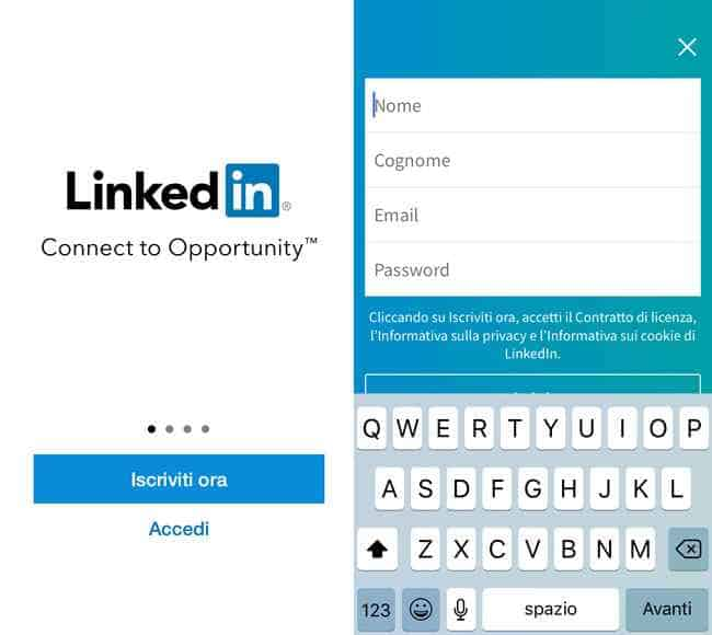 Linkedin App download