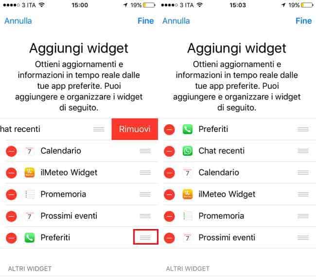 modificare lokscreen iphone