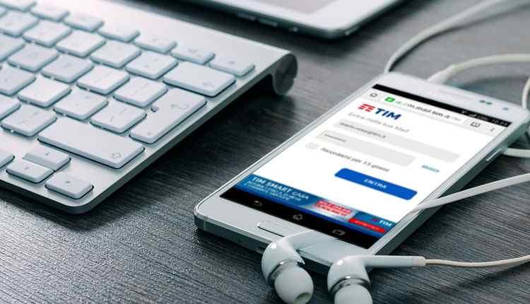 TIM Mail su Android configurazione parametri