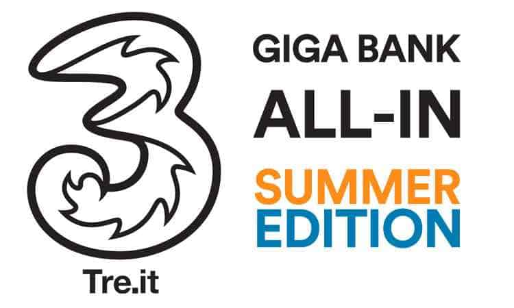 offerte tre h3g all-in summer edition 2017