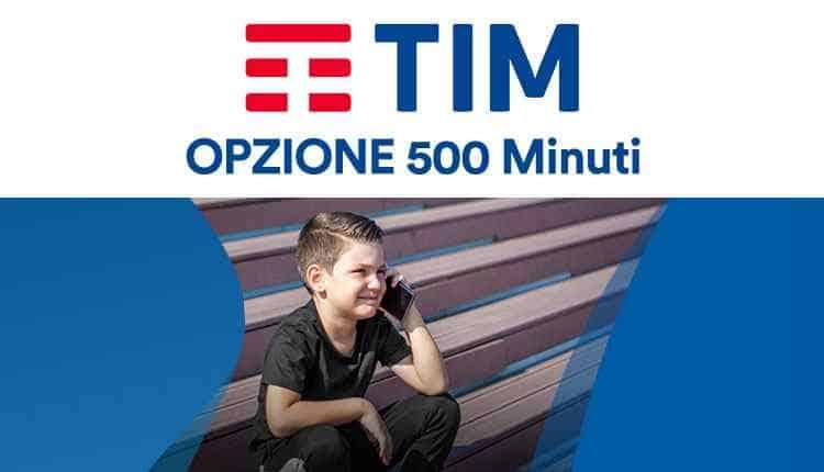 TIM Opzione 500 Minuti