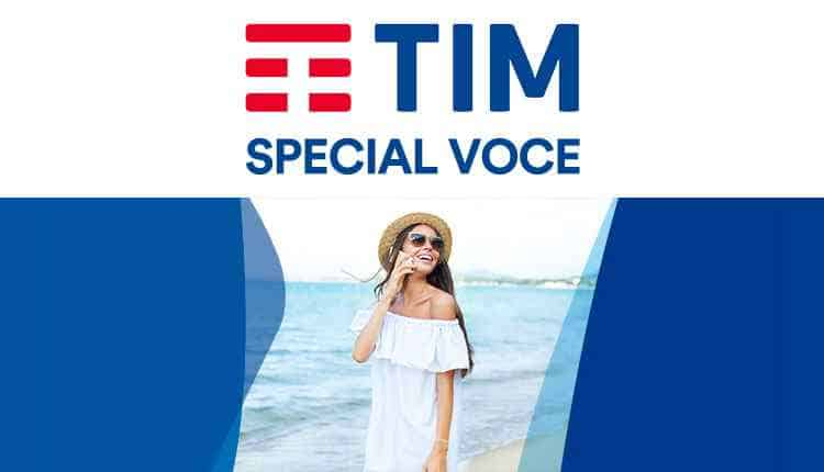 offerta mobile tim special voce