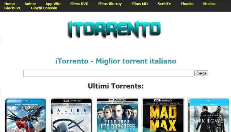 itorrento torrent italiani