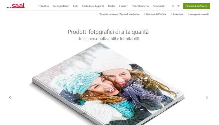 saal digital stampe foto online