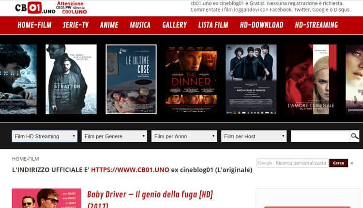 siti film streaming cb01