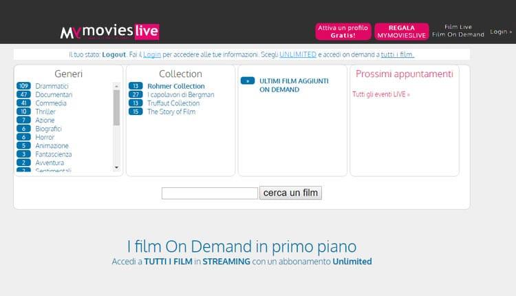 siti film streaming mymovieslive