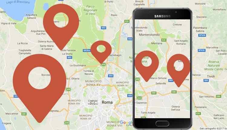 come localizzare smartphone
