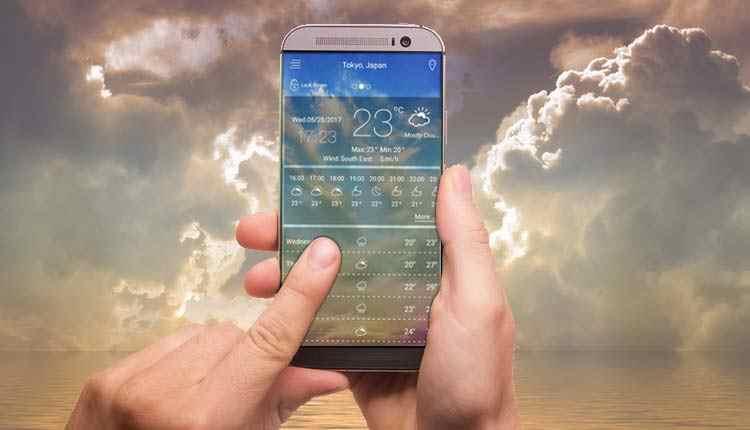 migliori app meteo per smartphone