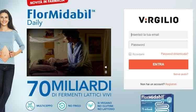 virgilio mail regstrazione