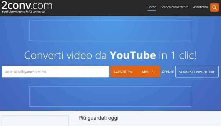 programmi video editing convertire musica youtube