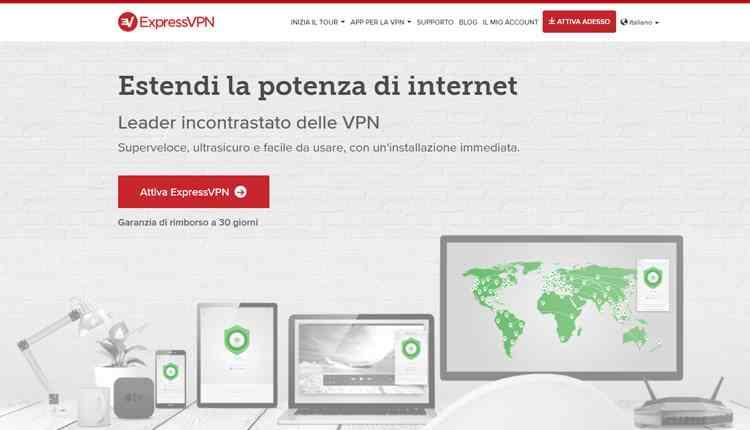 ExpressVPN VPN Gratis