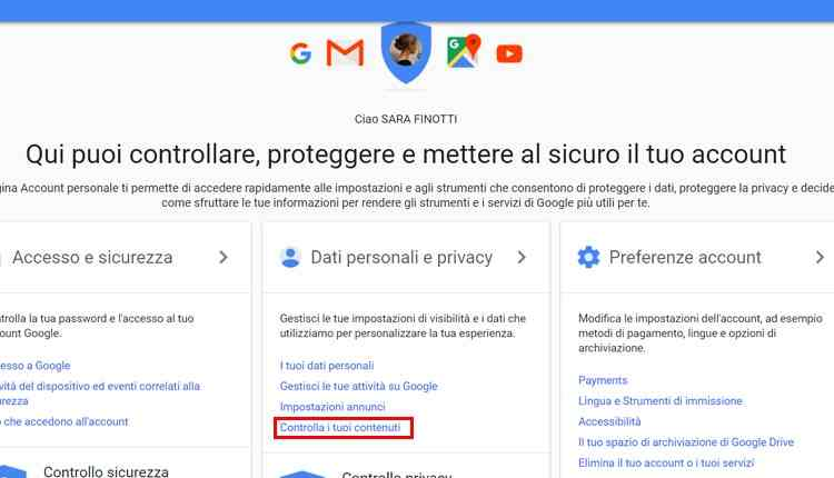 fare backup account google