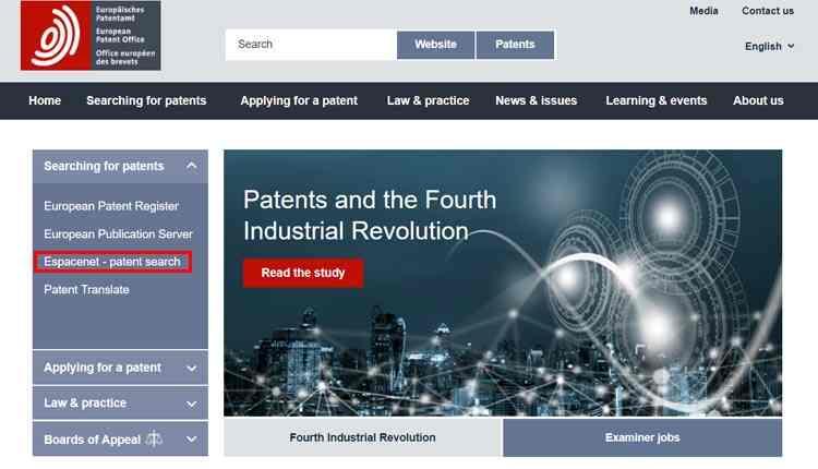 sapere-se-brevetto-registrato-online-epo
