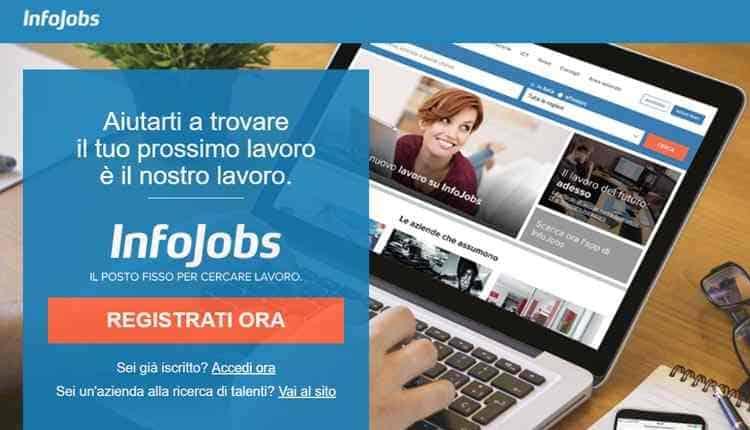 app ricerca lavoro infojobs