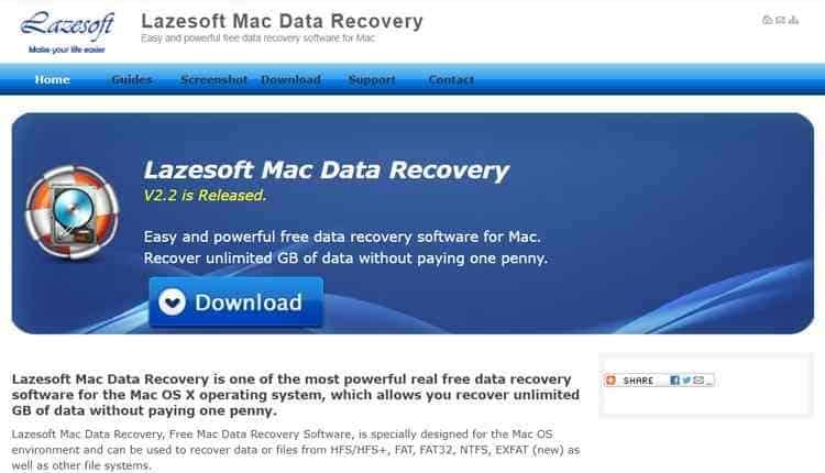 recuperare-file-cancellati-e-persi-lazesoft-mac-data-recovery