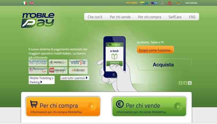 mobilepay disattivare
