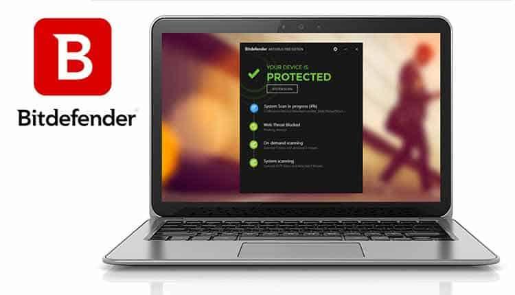 bitdefender antivirus gratis 2018