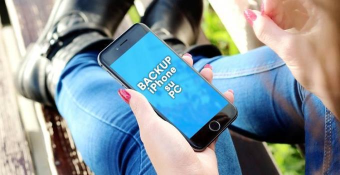 come eseguire il backup del tuo iphone su pc