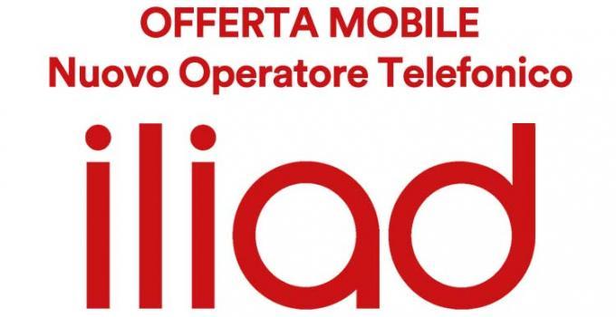 Iliad Offerta Mobile che reti usa