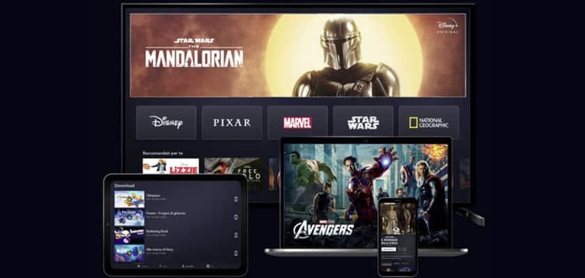 come scaricare Disney Plus su Smart Tv