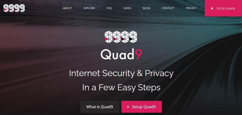 DNS Quad9