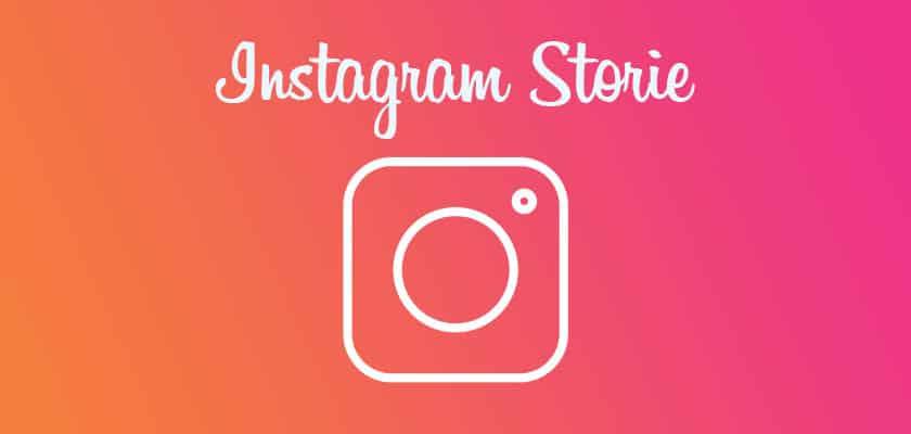 Ig storie Instagram