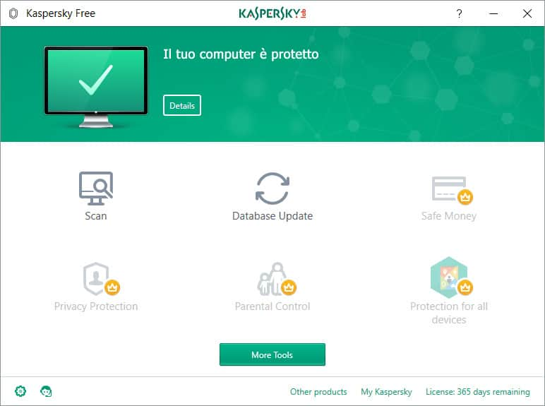 kaspersky free antivirus 2020