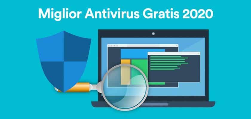 miglior antivirus gratis 2020