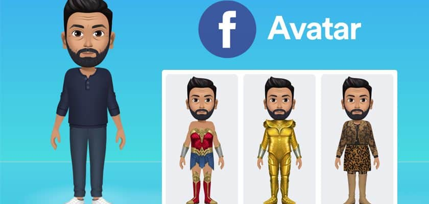 come creare avatar facebook