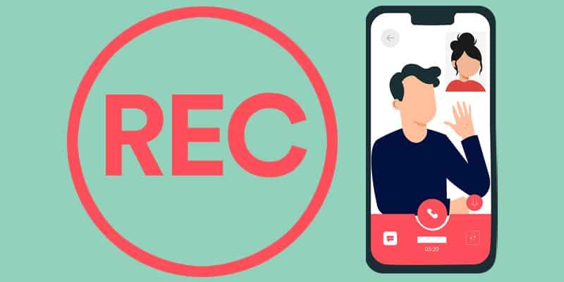 Come registrare una videochiamata