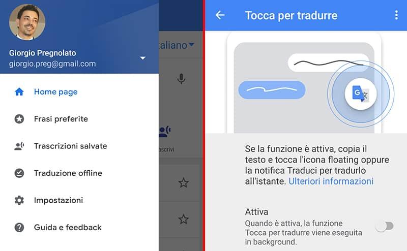 google traduttore tradurre whatsapp